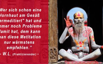 Diese Meditation kennst du garantiert noch nicht!