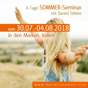 Sommer-Retreat mit Daniel