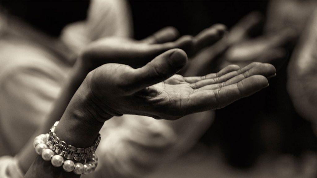 spirituelle Dimension der Berührung