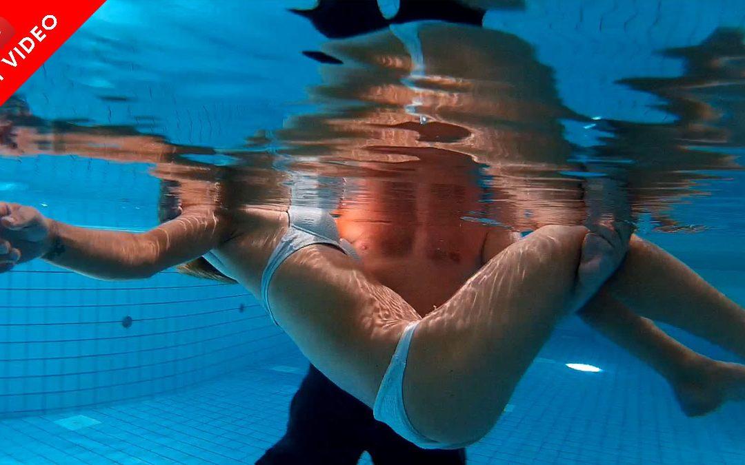 Aqua Balancing – eine wundersame Körperarbeit im warmen Wasser