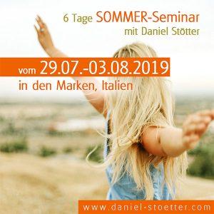 Sommer Seminar mit Daniel